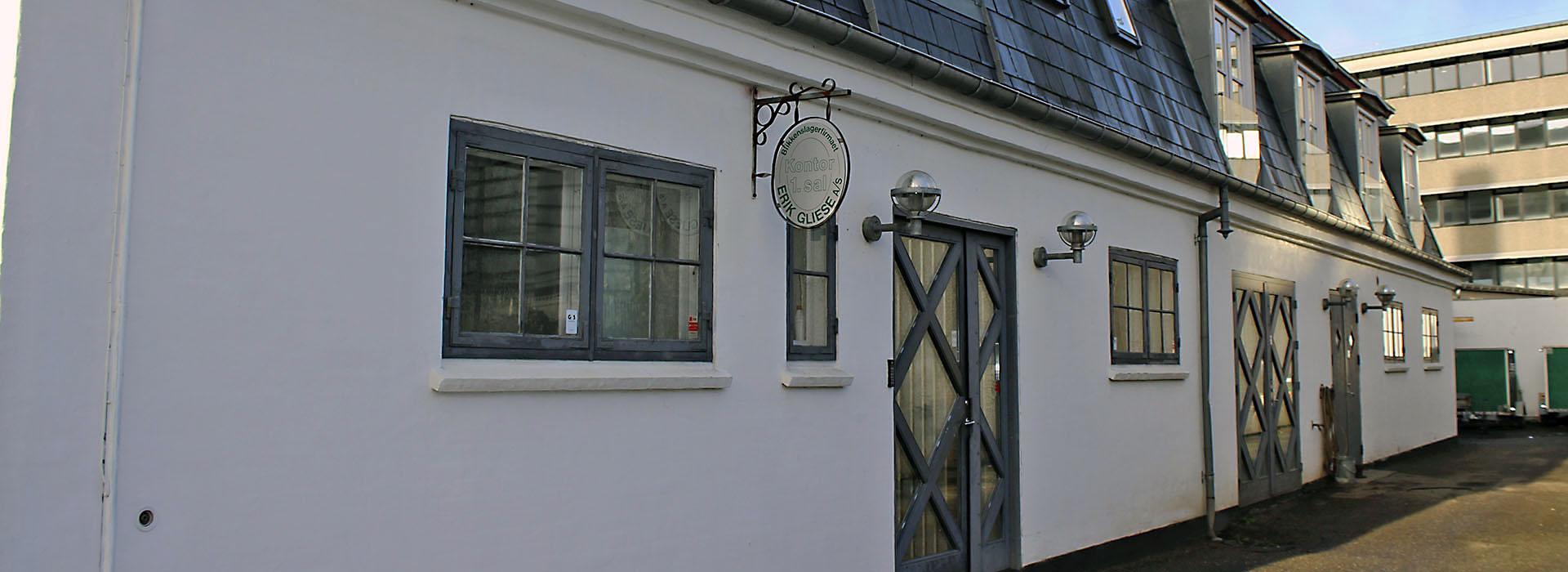 Gliese VVS hovedkontor på Amager